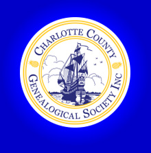 Charlotte County Genealogical Society, Inc.